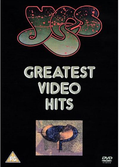 Yes - Greatest Video Hits - DVD