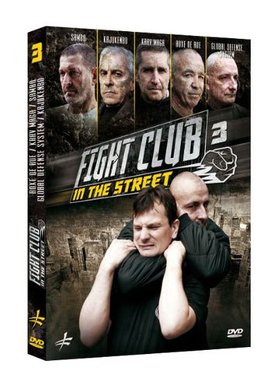 Fight Club in the Street - Vol. 3 - DVD