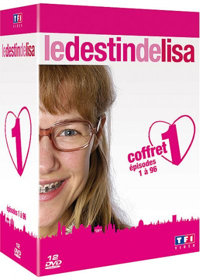 Le Destin de Lisa - Coffret 1 - Épisodes 1 à 96 - DVD