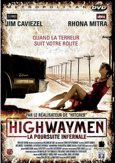 Highwaymen : La poursuite infernale - DVD