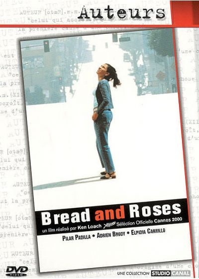 Bread and Roses - DVD