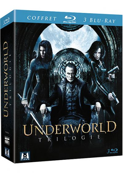 Underworld - Trilogie - Blu-ray