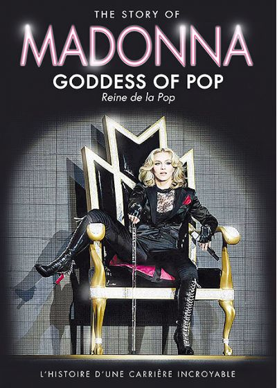 The Story of Madonna, Goddess of Pop - DVD