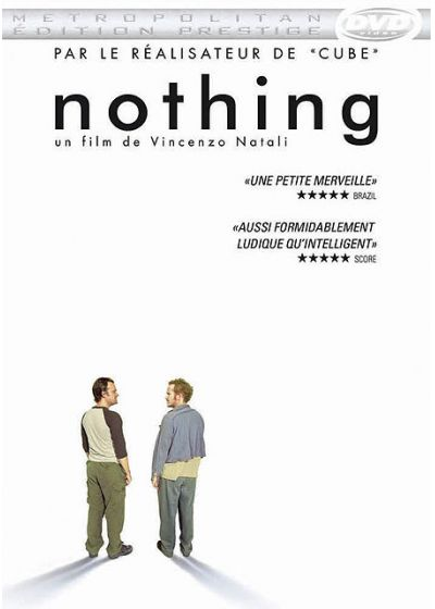 Nothing (Édition Prestige) - DVD