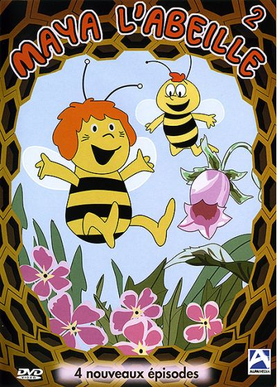 Maya l'abeille - vol. 2 - DVD
