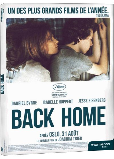 Back Home - DVD
