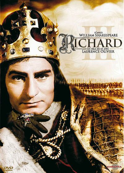 Richard III (Édition Collector) - DVD