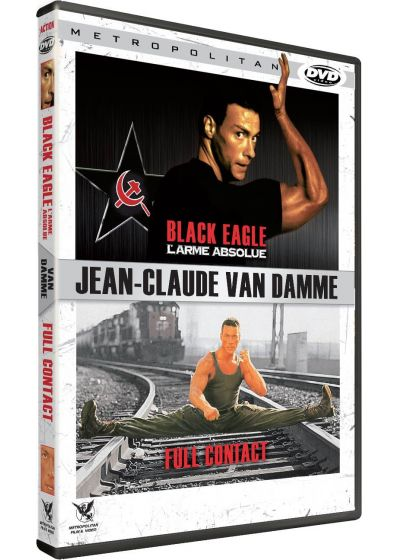 Black Eagle - L'arme absolue + Full Contact (Pack) - DVD