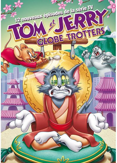 Tom & Jerry - Globe Trotters - DVD