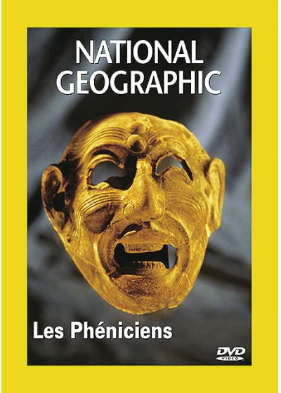 National Geographic - Les phéniciens - DVD