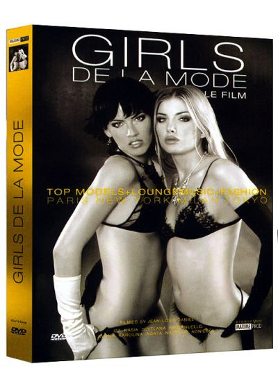 Girls de la Mode (Édition Collector) - DVD