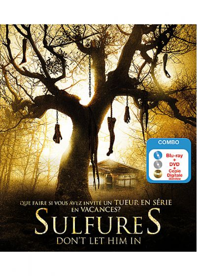 Sulfures (Combo Blu-ray + DVD + Copie digitale) - Blu-ray
