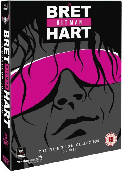 "Bret ""Hitman"" Hart : The Dungeon Collection - DVD"