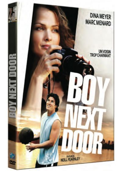 Boy Next Door - DVD