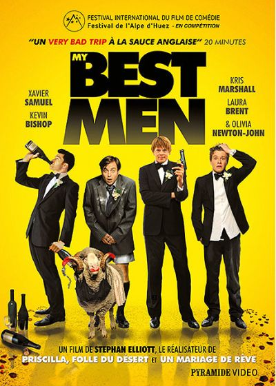 My Best Men - DVD