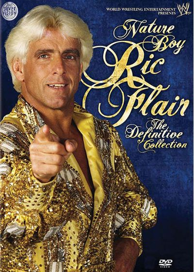 Nature Boy Ric Flair - The Definitive Collection - DVD