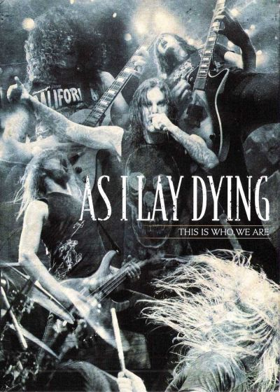 As I Lay Dying : This Is Who We Are - DVD