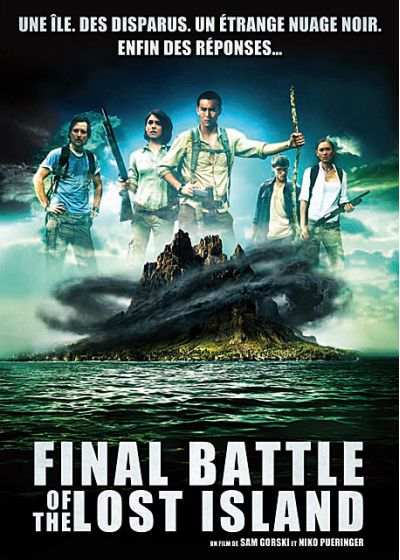 Final Battle of the Lost Island - DVD