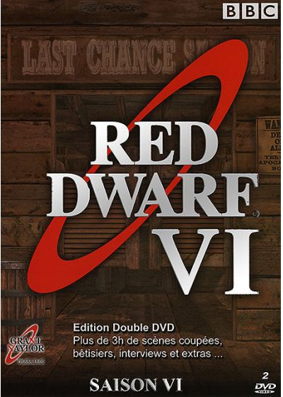Red Dwarf - Saison VI - DVD