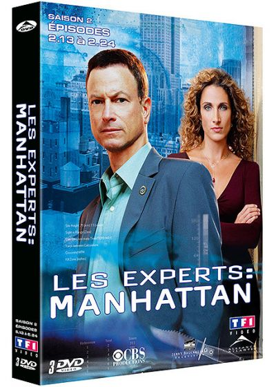 Les Experts : Manhattan - Saison 2 Vol. 2 - DVD