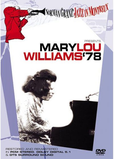 Norman Granz' Jazz in Montreux presents Mary Lou Williams '78 - DVD