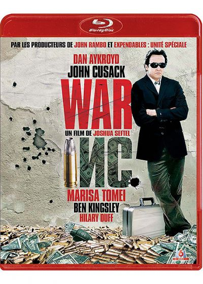 War, Inc. - Blu-ray