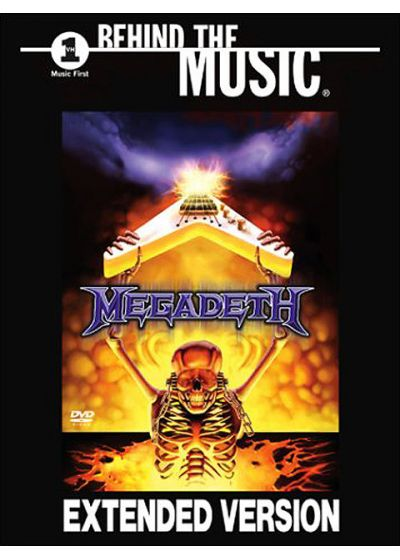 Megadeth - Behind The Music - DVD