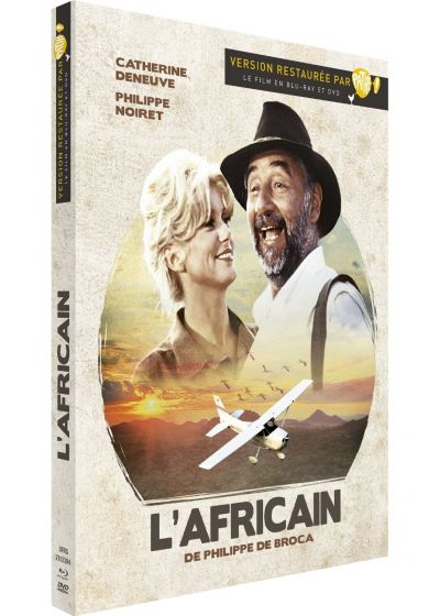 L'Africain (Combo Collector Blu-ray + DVD) - Blu-ray