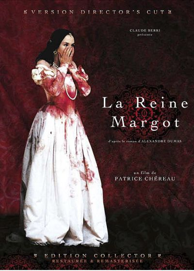 La Reine Margot (Édition Collector Director's Cut) - DVD