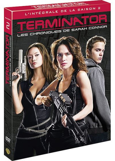 Terminator - The Sarah Connor Chronicles - Saison 2 - DVD