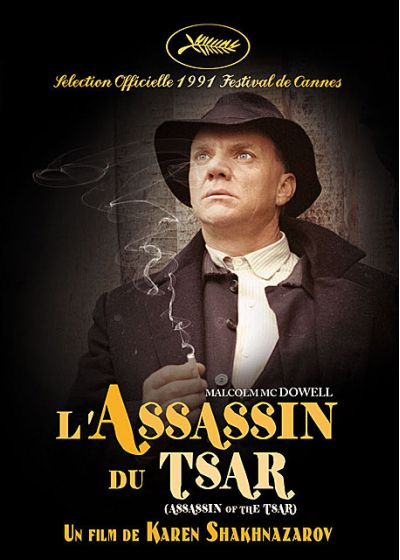 L'Assassin du Tsar - DVD