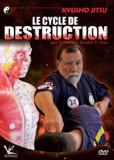 Kyusho-Jitsu : Le cycle de destruction - DVD