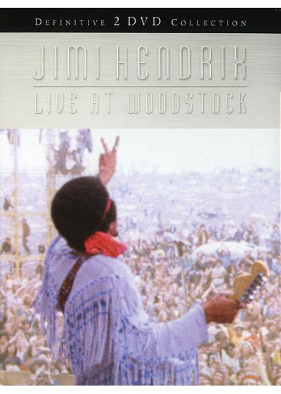 Hendrix, Jimi - Live At Woodstock (Definitive Edition - Edition limitée) - DVD