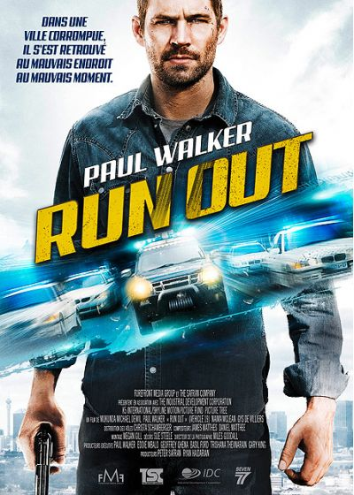 Run Out - DVD