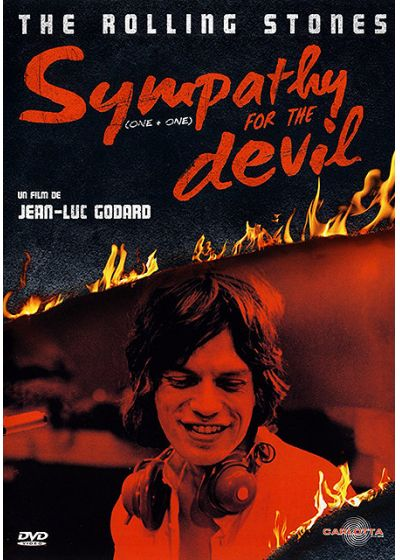 The Rolling Stones : Sympathy for the Devil (One + One) - DVD