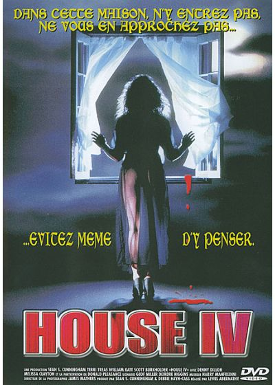 House IV - DVD