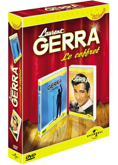 Laurent Gerra - Coffret Olympia - DVD