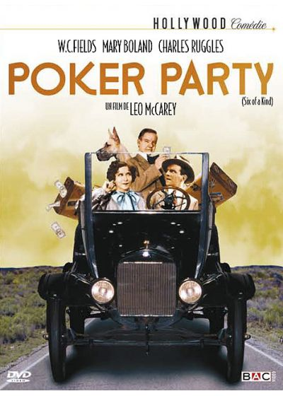 Poker Party (Édition remasterisée) - DVD
