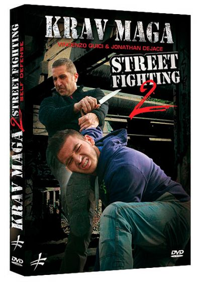 Krav Maga Street Fighting - Vol. 2 - DVD