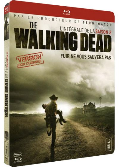 The Walking Dead - L'intégrale de la saison 2 (Non censuré) - Blu-ray