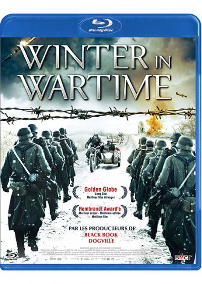 Winter in Wartime - Blu-ray