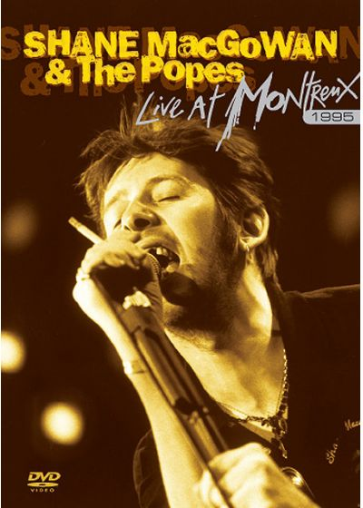 MacGowan, Shane - & The Popes - Live At Montreux - DVD