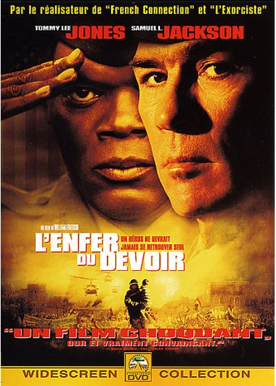 L'Enfer du devoir - DVD