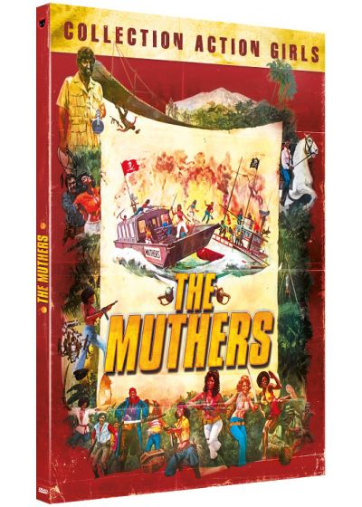 The Muthers - DVD