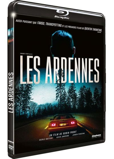 Les Ardennes - Blu-ray
