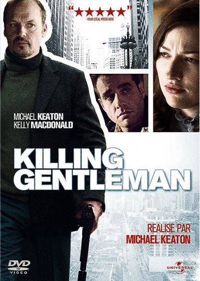 Killing Gentleman - DVD