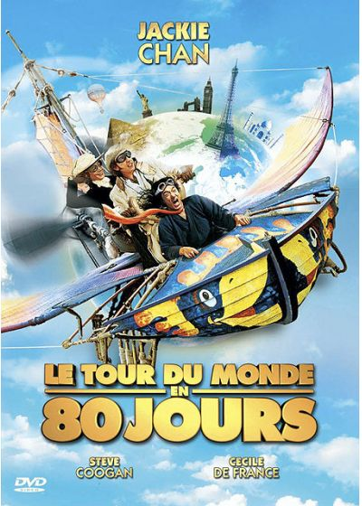 Le Tour du monde en 80 jours (Édition Simple) - DVD