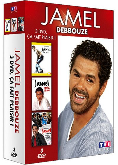 Jamel - Coffret - En scène + 100% Debbouze + Made in Jamel (Pack) - DVD