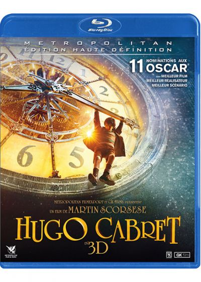 Hugo Cabret (Blu-ray 3D simple) - Blu-ray 3D