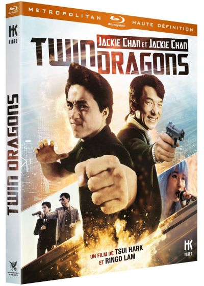 Twin Dragons - Blu-ray
